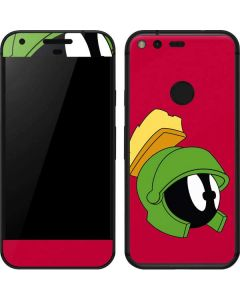 Marvin The Martian Zoomed In Google Pixel Skin