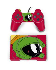 Marvin The Martian Zoomed In PlayStation Classic Bundle Skin