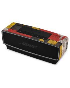 Maryland Flag Dark Wood Bose SoundLink Mini Speaker II Skin