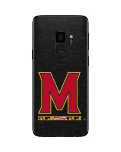Maryland Logo Galaxy S9 Skin