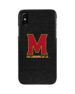 Maryland Logo iPhone XS Max Lite Case