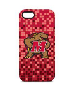 Maryland Terrapins Digi Camo iPhone 5/5s/SE Pro Case