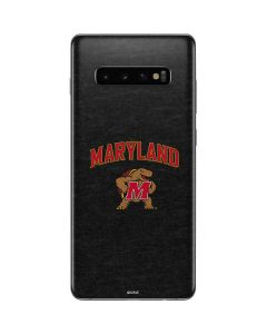 Maryland Terrapins Galaxy S10 Plus Skin