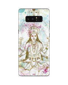 Meditation Galaxy Note 8 Skin