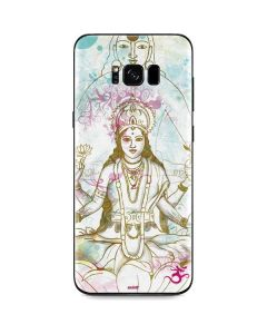 Meditation Galaxy S8 Plus Skin