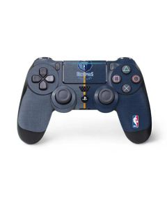 Memphis Grizzlies Canvas PS4 Pro/Slim Controller Skin
