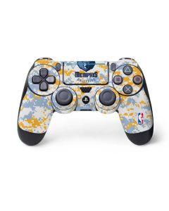 Memphis Grizzlies Digi Camo PS4 Pro/Slim Controller Skin