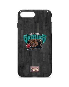 Memphis Grizzlies Hardwood Classics iPhone 8 Plus Pro Case