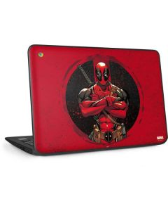 Merc With A Mouth HP Chromebook Skin