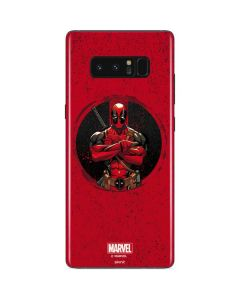 Merc With A Mouth Galaxy Note 8 Skin