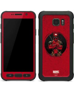 Merc With A Mouth Galaxy S7 Active Skin
