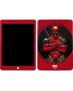 Merc With A Mouth Apple iPad Skin