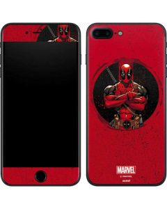 Merc With A Mouth iPhone 8 Plus Skin