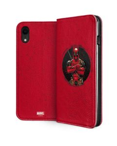 Merc With A Mouth iPhone XR Folio Case