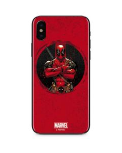 Merc With A Mouth iPhone XS Skin