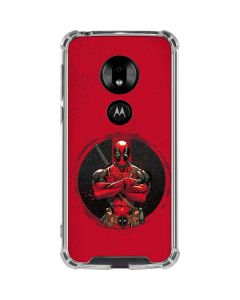 Merc With A Mouth Moto G7 Play Clear Case