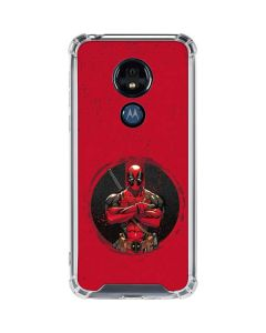 Merc With A Mouth Moto G7 Power Clear Case