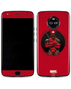 Merc With A Mouth Moto X4 Skin