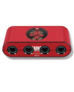 Merc With A Mouth Nintendo GameCube Controller Adapter Skin