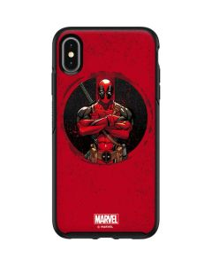 Merc With A Mouth Otterbox Symmetry iPhone Skin