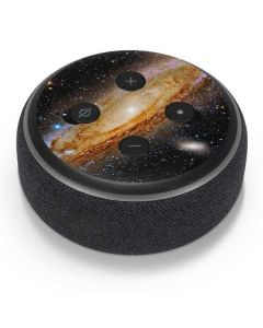 Messier 31 the Andromeda Galaxy Amazon Echo Dot Skin