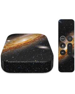 Messier 31 the Andromeda Galaxy Apple TV Skin