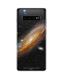 Messier 31 the Andromeda Galaxy Galaxy S10 Plus Skin