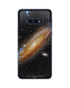 Messier 31 the Andromeda Galaxy Galaxy S10e Skin