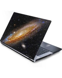 Messier 31 the Andromeda Galaxy Generic Laptop Skin