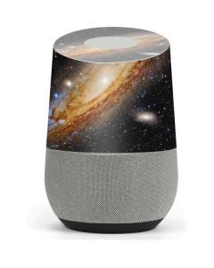 Messier 31 the Andromeda Galaxy Google Home Skin