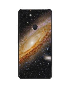 Messier 31 the Andromeda Galaxy Google Pixel 3 XL Skin