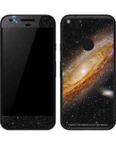 Messier 31 the Andromeda Galaxy Google Pixel Skin