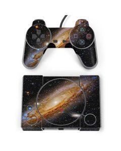 Messier 31 the Andromeda Galaxy PlayStation Classic Bundle Skin