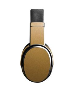 Metallic Gold Texture Skullcandy Crusher Wireless Skin