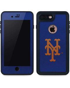 Mets Embroidery iPhone 7 Plus Waterproof Case