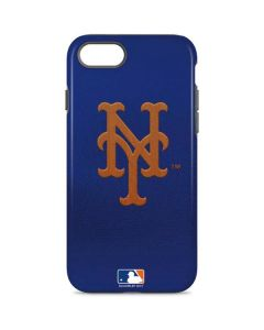Mets Embroidery iPhone 8 Pro Case