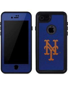 Mets Embroidery iPhone 8 Waterproof Case
