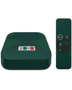 Mexico Soccer Flag Apple TV Skin