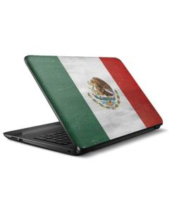 Mexico Flag Distressed HP Notebook Skin