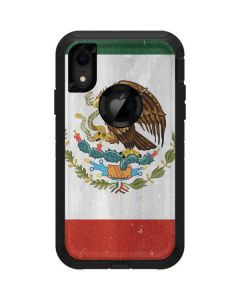 Mexico Flag Distressed Otterbox Defender iPhone Skin