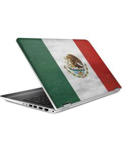 Mexico Flag Distressed HP Pavilion Skin
