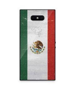 Mexico Flag Distressed Razer Phone 2 Skin