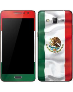 Mexico Flag Galaxy Grand Prime Skin