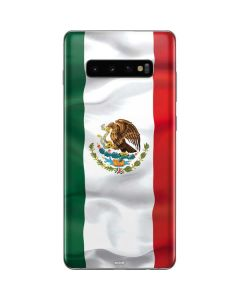 Mexico Flag Galaxy S10 Plus Skin