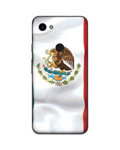Mexico Flag Google Pixel 3a Skin