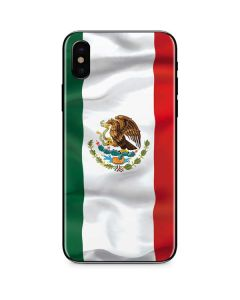 Mexico Flag iPhone XS Skin
