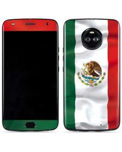 Mexico Flag Moto X4 Skin
