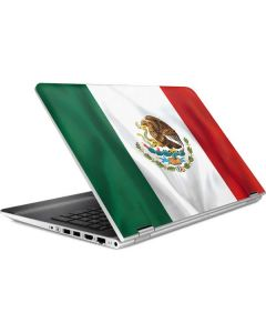 Mexico Flag HP Pavilion Skin