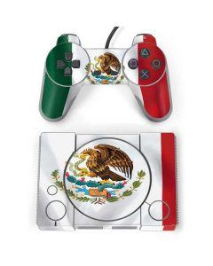 Mexico Flag PlayStation Classic Bundle Skin