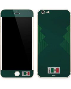 Mexico Soccer Flag iPhone 6/6s Plus Skin
